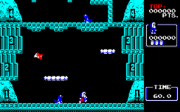 Ice Climber (PC88) &nbsp; &copy; Hudson 1985 &nbsp;  3/3