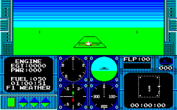 Acro Jet (PC88)   © SystemSoft 1988    2/2