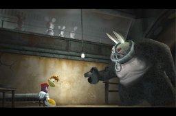 Rayman: Raving Rabbids (PS2)  © Ubisoft 2006   1/3