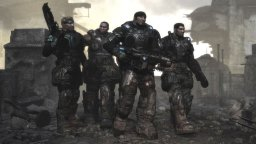 Gears Of War (X360)   © Microsoft 2006    3/3