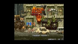Metal Slug Anthology (PSP)   © SNK Playmore 2006    2/9