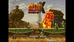 Metal Slug Anthology (PSP)   © SNK Playmore 2006    3/9