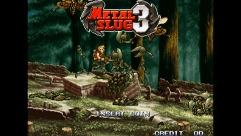 Metal Slug Anthology (PSP)   © SNK Playmore 2006    9/9