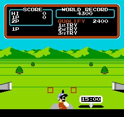 Hyper Sports (NES)  © Konami 1985   2/3
