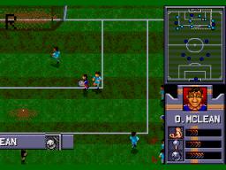 AWS Pro Moves Soccer (SMD)  © ASCII 1994   3/3