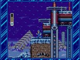 Mega Man X3 (SS)  © Capcom 1996   3/6