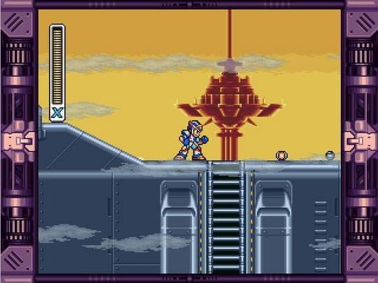 Mega Man X3 (SS)  © Capcom 1996   4/6