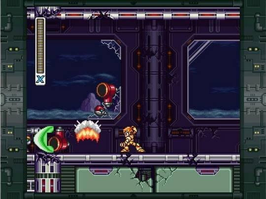 Mega Man X3 (SS)  © Capcom 1996   6/6
