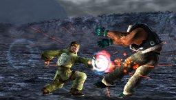 Tekken 5: Dark Resurrection (PSP)  © Bandai Namco 2006   2/6