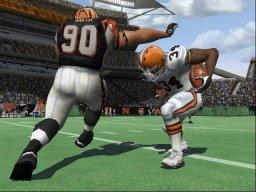 Madden NFL 07 (PS2)  © EA 2006   3/3