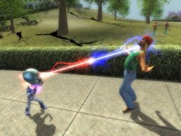 Destroy All Humans! 2 (PS2)   © THQ 2006    1/8
