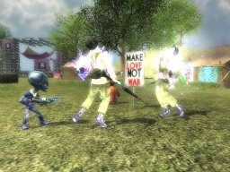 Destroy All Humans! 2 (PS2)   © THQ 2006    3/8