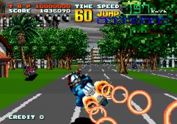 A.B.Cop: Air Bike (ARC)  © Sega 1989   3/3