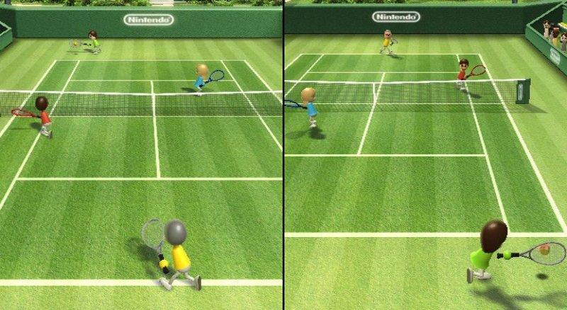 Wii Sports (WII)  © Nintendo 2006   5/7