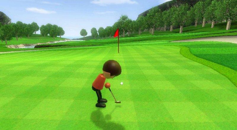 Wii Sports (WII)  © Nintendo 2006   6/7