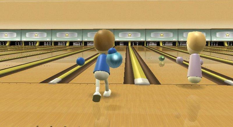 Wii Sports (WII)  © Nintendo 2006   7/7