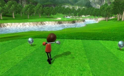 Wii Sports (WII)  © Nintendo 2006   4/7