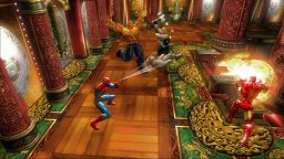 Marvel: Ultimate Alliance (X360)  © Activision 2006   1/6