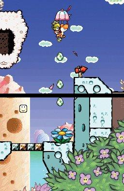 Yoshi's Island DS (NDS)  © Nintendo 2006   1/7