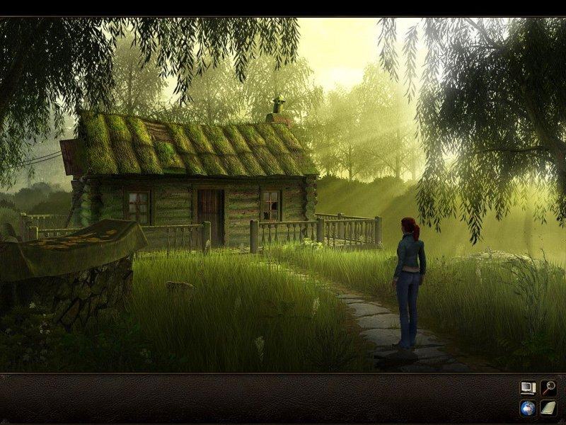 Secret Files: Tunguska (PC)  © Deep Silver 2006   4/6