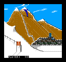 Winter Games (FDS)   © Pony Canyon 1987    3/3