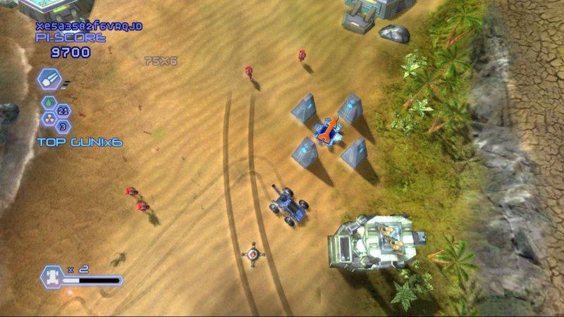 Assault Heroes (X360)  © Sierra 2006   4/5