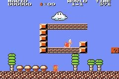 Super Mario Bros. 2 (1986) (GBA)  © Nintendo 2004   2/3