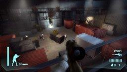 Rainbow Six: Vegas (PSP)  © Ubisoft 2007   3/3