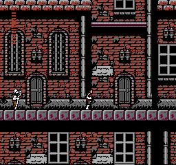 Castlevania II: Simon's Quest (FDS)  © Konami 1987   2/3