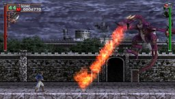 Castlevania: The Dracula X Chronicles (PSP)   © Konami 2007    3/11