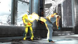Tekken 5: Dark Resurrection (PS3)   © Bandai Namco 2006    1/6