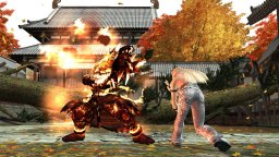Tekken 5: Dark Resurrection (PS3)   © Bandai Namco 2006    2/6