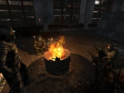 S.T.A.L.K.E.R.: Shadow Of Chernobyl (PC)  © THQ 2007   2/3
