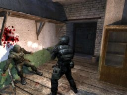 S.T.A.L.K.E.R.: Shadow Of Chernobyl (PC)   © THQ 2007    3/3