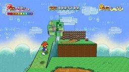 Super Paper Mario (WII)  © Nintendo 2007   2/3