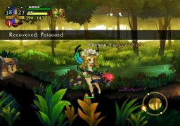 Odin Sphere (PS2)   © Atlus 2007    1/8