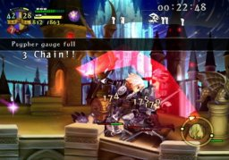 Odin Sphere (PS2)   © Atlus 2007    3/8