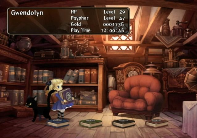 Odin Sphere (PS2)   © Atlus 2007    4/8