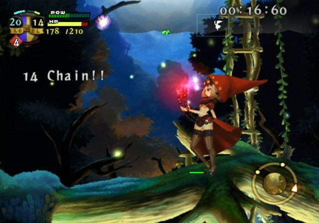 Odin Sphere (PS2)   © Atlus 2007    5/8