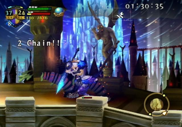Odin Sphere (PS2)   © Atlus 2007    6/8