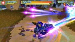 Ratchet & Clank: Size Matters (PSP)  © Sony 2007   2/6