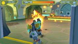 Ratchet & Clank: Size Matters (PSP)  © Sony 2007   3/6