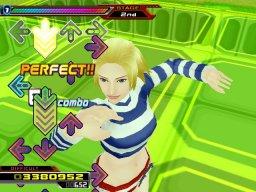 Dancing Stage SuperNOVA (PS2)  © Konami 2007   1/5