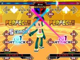 Dancing Stage SuperNOVA (PS2)  © Konami 2007   2/5