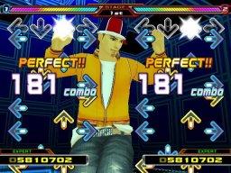 Dancing Stage SuperNOVA (PS2)  © Konami 2007   3/5