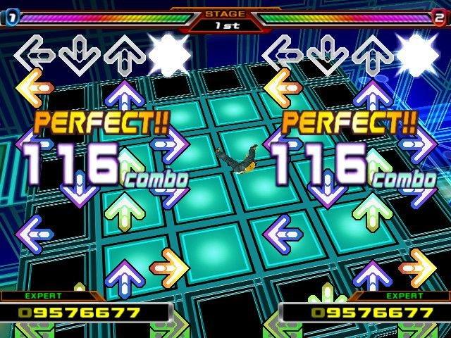 Dancing Stage SuperNOVA (PS2)  © Konami 2007   4/5