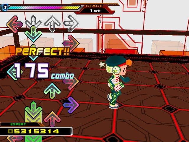 Dancing Stage SuperNOVA (PS2)  © Konami 2007   5/5