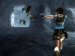 Tomb Raider: Anniversary (PS2)   © Eidos 2007    2/5