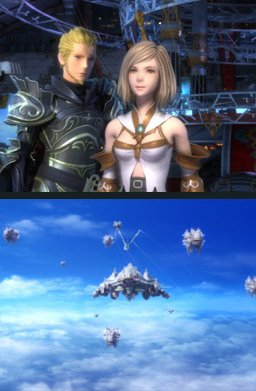 Final Fantasy XII: Revenant Wings (NDS)   © Square Enix 2007    2/4