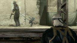 Metal Gear Solid 4: Guns Of The Patriots (PS3)  © Konami 2008   3/3